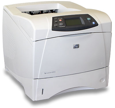 HP Laser Jet 4250tn