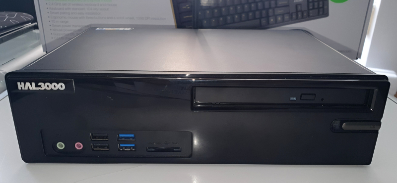 Mini PC HALL3000