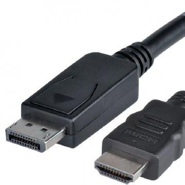 DisplayPort - HDMI 1m